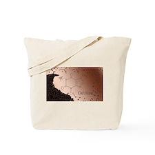 Caffeine Tote Bag