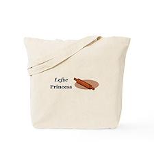 Lefse Princess Tote Bag