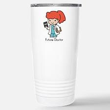 Cute Medical student girl Travel Mug