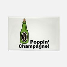 Poppin Champagne Magnets