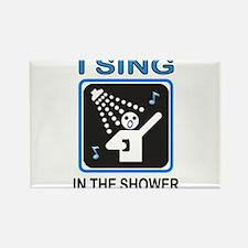 SHOWER SINGER Magnets