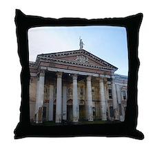 Cute Belfast northern ireland Throw Pillow