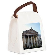 Cute Belfast northern ireland Canvas Lunch Bag