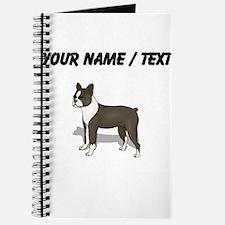 Boston Terrier (Custom) Journal