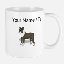 Boston Terrier (Custom) Mugs