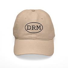 DRM Oval Baseball Cap