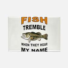 FISH TREMBLE Magnets