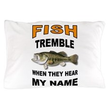 FISH TREMBLE Pillow Case