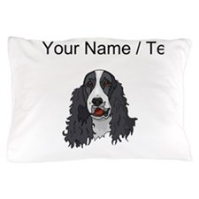 English Springer Spaniel (Custom) Pillow Case