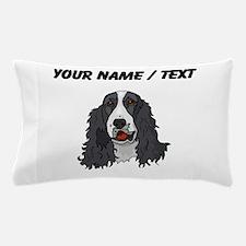 English Springer Spaniel (Custom) Pillow Case