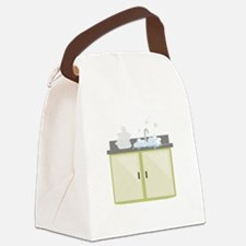 Clean Dishes Canvas Lunch Bag