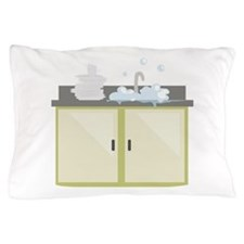 Clean Dishes Pillow Case