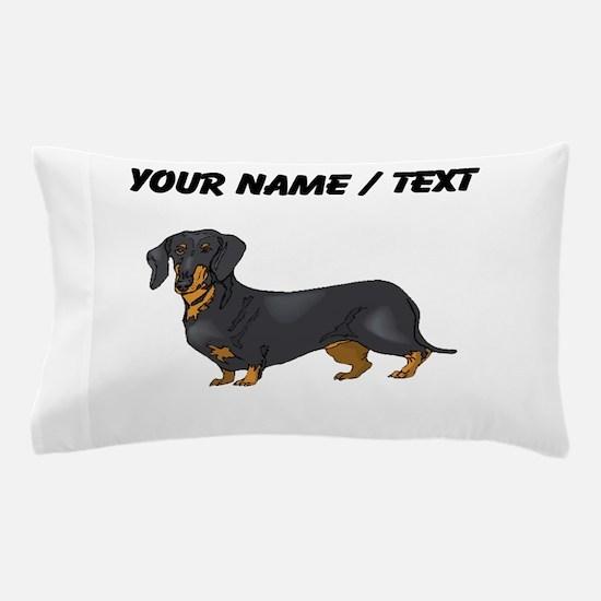 Dachshund (Custom) Pillow Case