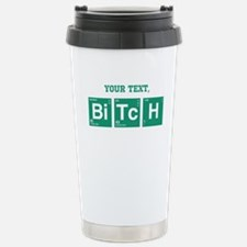 Custom Text Jesse Pinkman Travel Mug