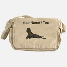 Great Dane (Custom) Messenger Bag