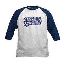 World's Most Awesome Big Brot Tee