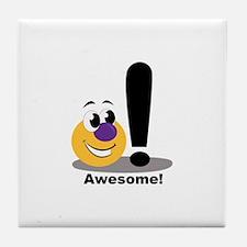 Awesome Tile Coaster