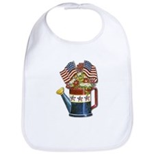 This Old Watering Can Bib