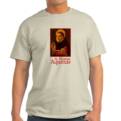 St. Thomas Aquinas Light T-Shirt