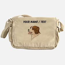 Kooikerhondje (Custom) Messenger Bag