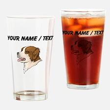 Kooikerhondje (Custom) Drinking Glass