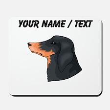 American English Coonhound (Custom) Mousepad