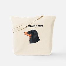 American English Coonhound (Custom) Tote Bag