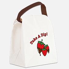 Take a Dip Canvas Lunch Bag