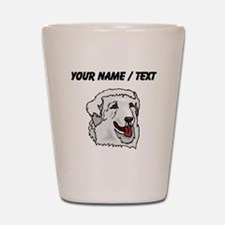 Kuvasz (Custom) Shot Glass