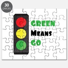 Green Means Go Puzzle