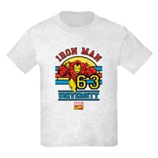 Iron Man University T-Shirt
