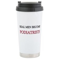 Cute Podiatrist Travel Mug