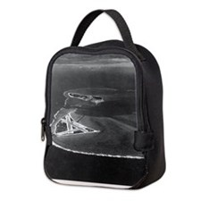 battle of midway Neoprene Lunch Bag