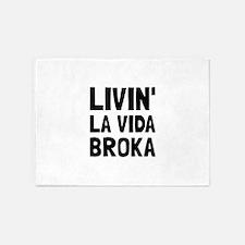 Living La Vida Broka 5'x7'Area Rug