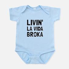 Living La Vida Broka Body Suit