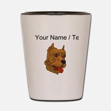Perro de Presa Canario (Custom) Shot Glass