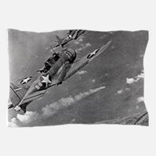 battle of midway Pillow Case