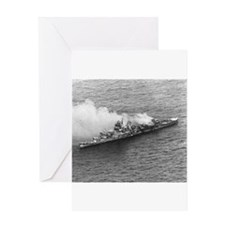 battle of midway Greeting Cards
