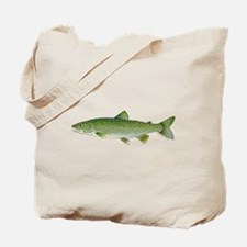 Lake Trout Namaycush v2 Tote Bag