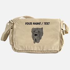 Neapolitan Mastiff (Custom) Messenger Bag