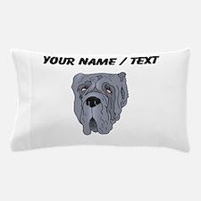Neapolitan Mastiff (Custom) Pillow Case