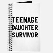 Teenage Daughter Survivor Journal