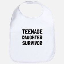 Teenage Daughter Survivor Bib