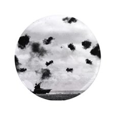 """battle of midway 3.5"""" Button (100 pack)"""