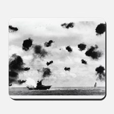 battle of midway Mousepad