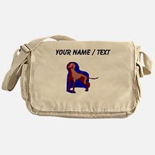 Azawakh (Custom) Messenger Bag