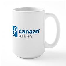 Canaan Partners Logo Mugs