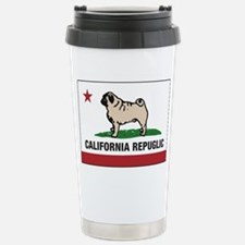 California Repuglic Travel Mug