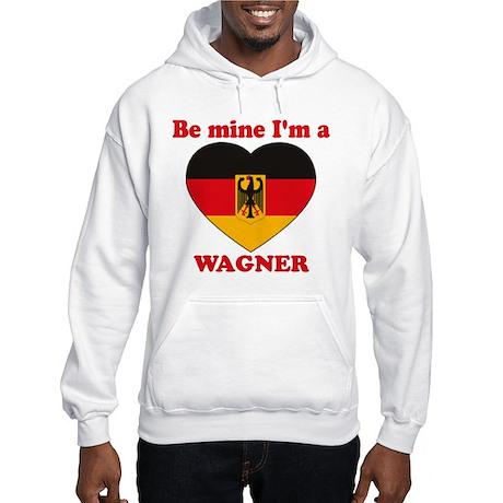 Wagner, Valentine's Day Hooded Sweatshirt