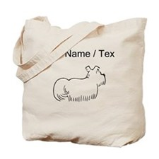 Coton de Tulear (Custom) Tote Bag